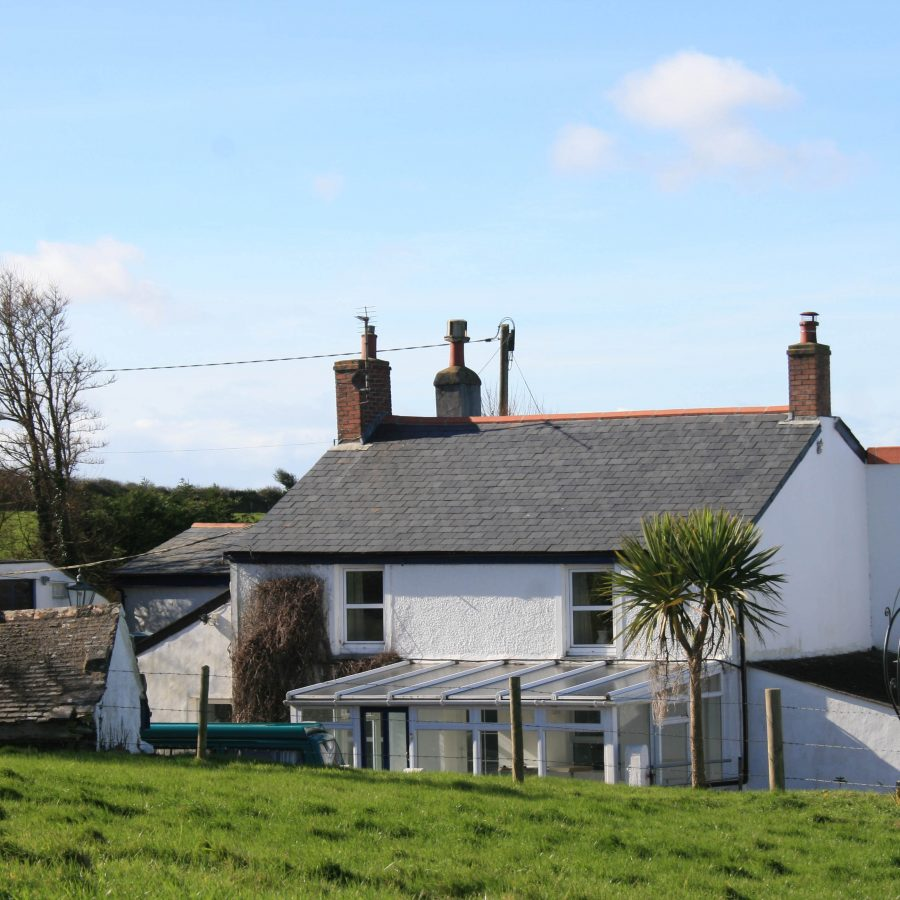 The Old Farmhouse Gwithian, Cornwall, farmhouse accommodation